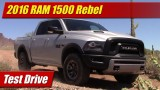 Test Drive: 2016 RAM 1500 Rebel