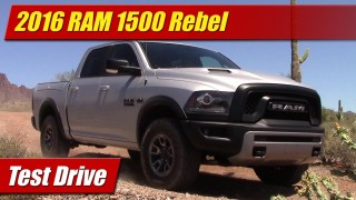 Test Drive: 2016 RAM 1500 Rebel