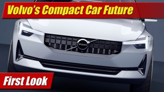 First Look: Volvo's Compact Car Future