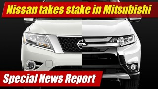 Special Report: Nissan takes stake in Mitsubishi