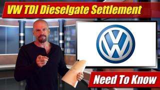What You Need To Know: Volkswagen TDI Dieselgate Settlement