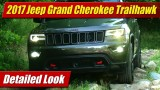 Detailed Look: 2017 Jeep Grand Cherokee Tralhawk