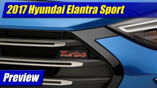 Preview: 2017 Hyundai Elantra Sport