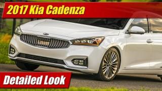 Detailed Look: 2017 Kia Cadenza
