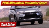 First Drive: 2016 Mitsubishi Outlander Sport