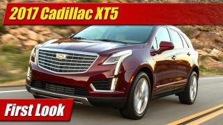 First Look: 2017 Cadillac XT5