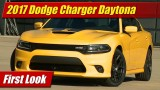 First Look: 2017 Dodge Charger Daytona