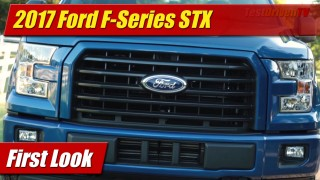 First Look: 2017 Ford F-Series STX