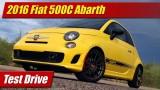 Test Drive: 2016 Fiat 500C Abarth