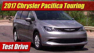 Test Drive: 2017 Chrysler Pacifica Touring