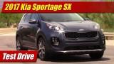 Test Drive: 2017 Kia Sportage