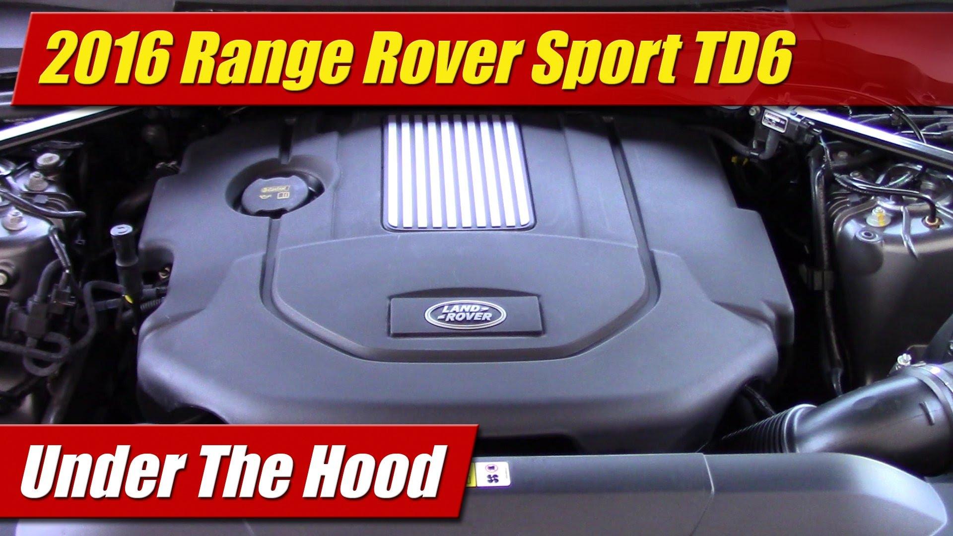 Under The Hood 2016 Range Rover Sport Td6 Fuse Box 2006