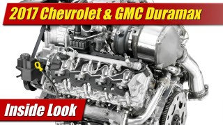 2017 Chevrolet & GMC Duramax: Inside Look