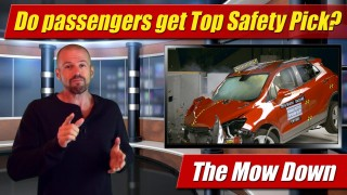 Is Top Safety Pick for passengers? Not so much