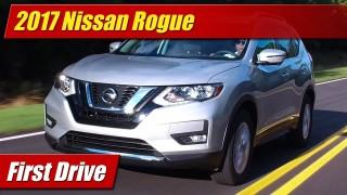 First Drive: 2017 Nissan Rogue