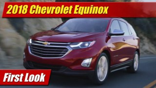 First Look: 2018 Chevrolet Equinox