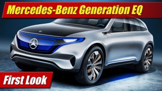 First Look: Mercedes-Benz Generation EQ