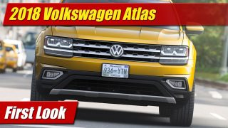 2018 Volkswagen Atlas: First Look