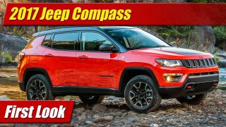 First Look: 2017 Jeep Compass