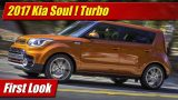 First Look: 2017 Kia Soul ! Turbo