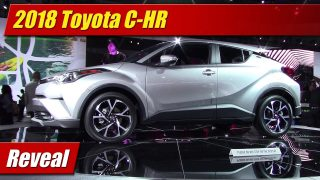 Reveal: 2018 Toyota C-HR