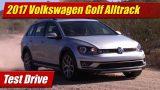 Test Drive: 2017 Volkswagen Golf Alltrack