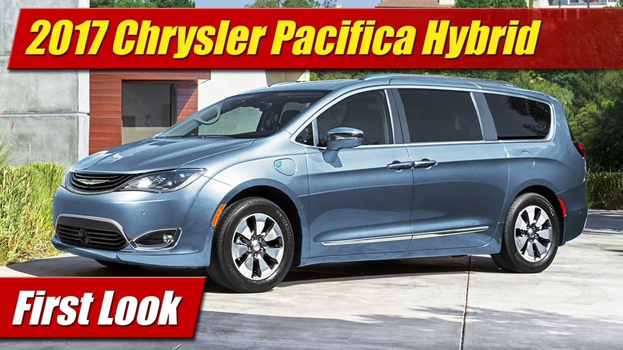 chrysler pacifica hybrid plug in minivan with 30 miles autos post. Black Bedroom Furniture Sets. Home Design Ideas