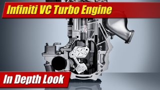 In Depth Look: Infiniti VC Turbo Engine