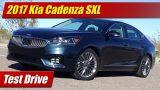 Test Drive: 2017 Kia Cadenza SXL
