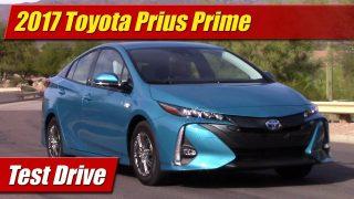 Test Drive: 2017 Toyota Prius Prime