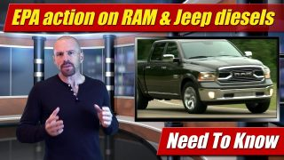 Need To Know: EPA action on Jeep & RAM EcoDiesel