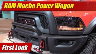 Concept: RAM Macho Power Wagon