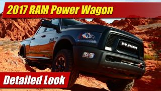 Detailed Look: 2017 RAM Power Wagon