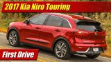 First Drive: 2017 Kia Niro Touring