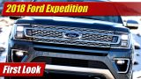 First Look: 2018 Ford Expedition