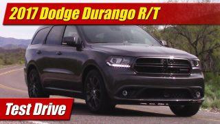 Test Drive: 2017 Dodge Durango R/T