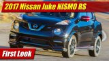 First Look: 2017 Nissan JUKE NISMO RS