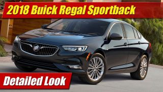 Detailed Look: 2018 Buick Regal Sportback