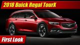 First Look: 2018 Buick Regal TourX