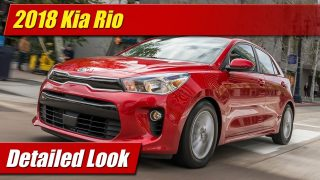 First Look: 2018 Kia Rio