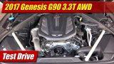 Under The Hood: 2017 Genesis G90 3.3T