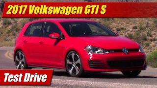Test Drive: 2017 Volkswagen GTI S