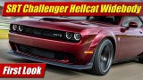 First Look: 2018 Dodge Challenger SRT Hellcat Widebody