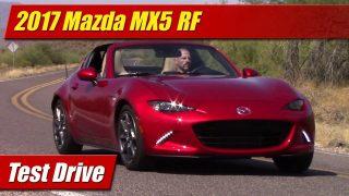 Test Drive: 2017 Mazda MX-5 RF