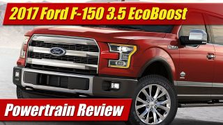 Powertrain Review: 2017 Ford F-150 3.5 EcoBoost
