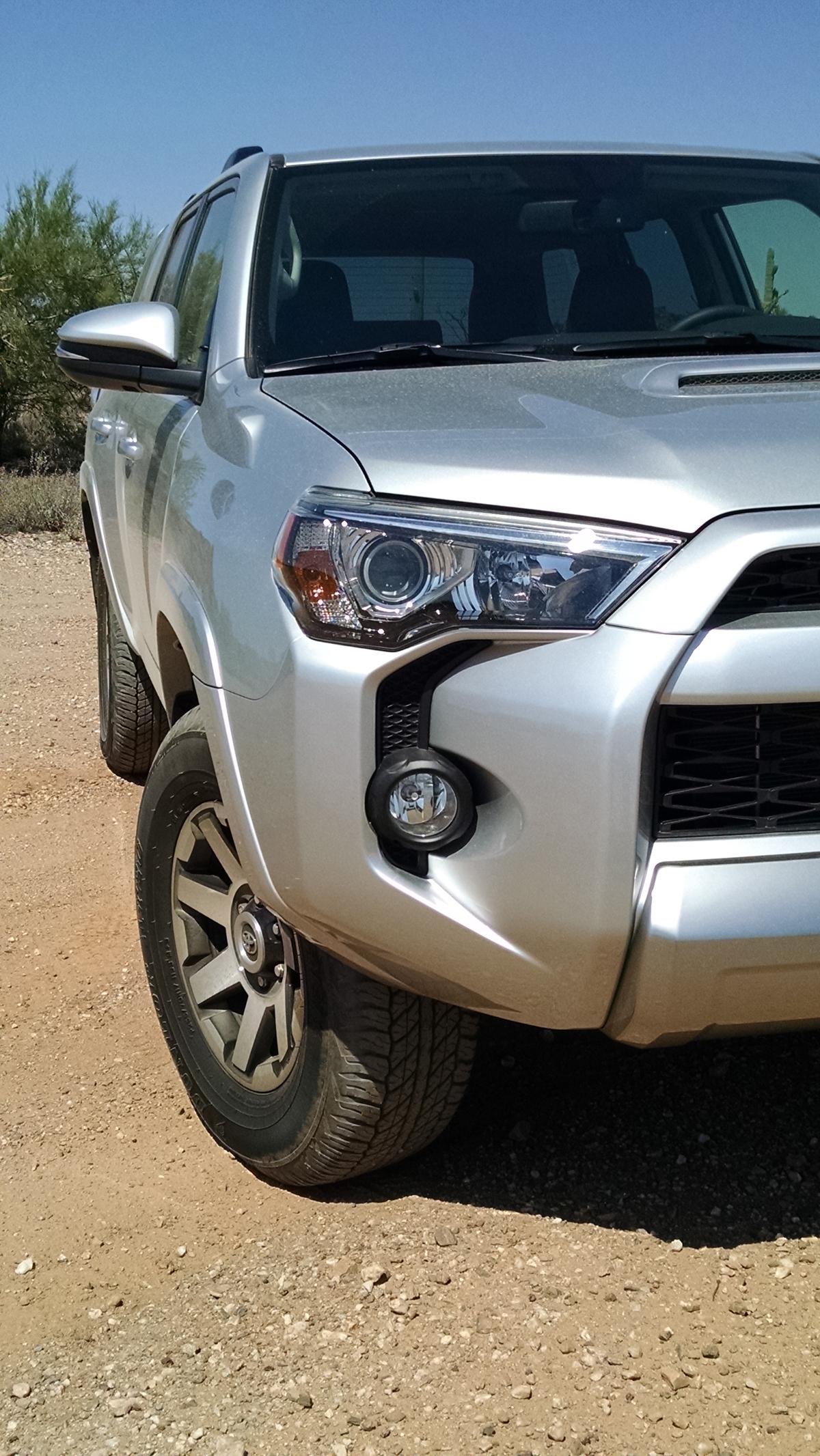 Carmax Toyota 4Runner >> Test Drive: 2018 Toyota 4Runner TRD OffRoad - TestDriven.TV