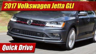 Quick Drive: 2017 Volkswagen Jetta GLI