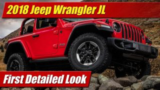 Detailed Look: 2018 Jeep Wrangler