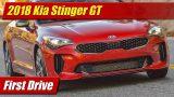 First Drive: 2018 Kia Stinger GT