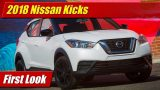 First Look: 2018 Nissan Kicks
